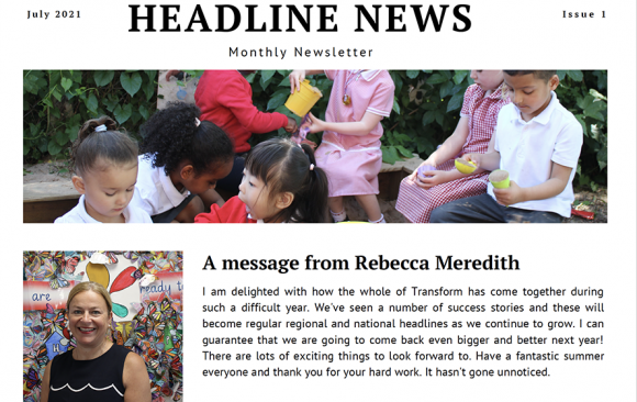 Headline News – July