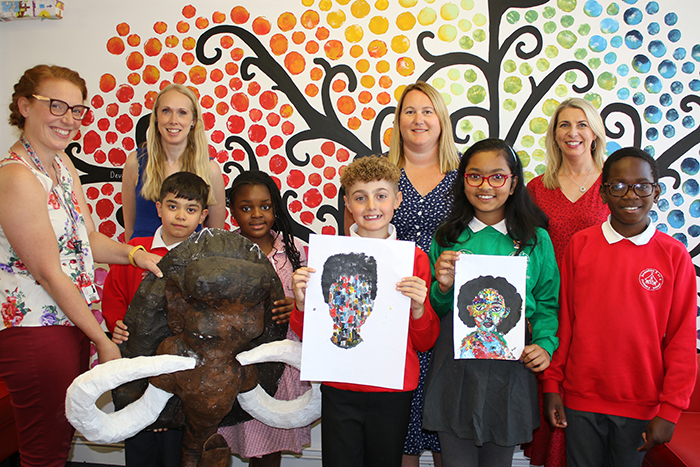 Sneinton St Stephen's CofE Primary School has been shortlisted for a TES Award