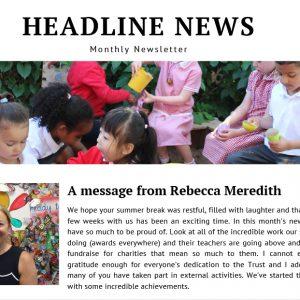 Headline News – September Issue 2
